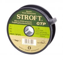 Schnur STROFT GTP Typ S Geflochtene 50m Silbergrau  S6-0,280mm-16kg