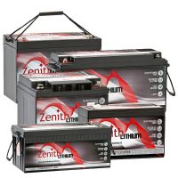 Zenith Lithium battery LiFePO4