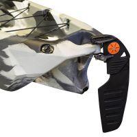 FeelFree Ruderanlage Beaver Tail BT Rudder Kit Moken und Lure