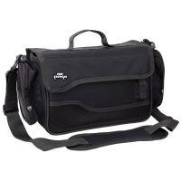 Fox Rage Medium Shoulder Bag with 3 Tackle Boxes black