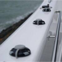 Railblaza Starport Sternhalterung für horizontale Montage weiß