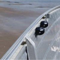 Railblaza Sideport Sternhalterung für vertikale Montage