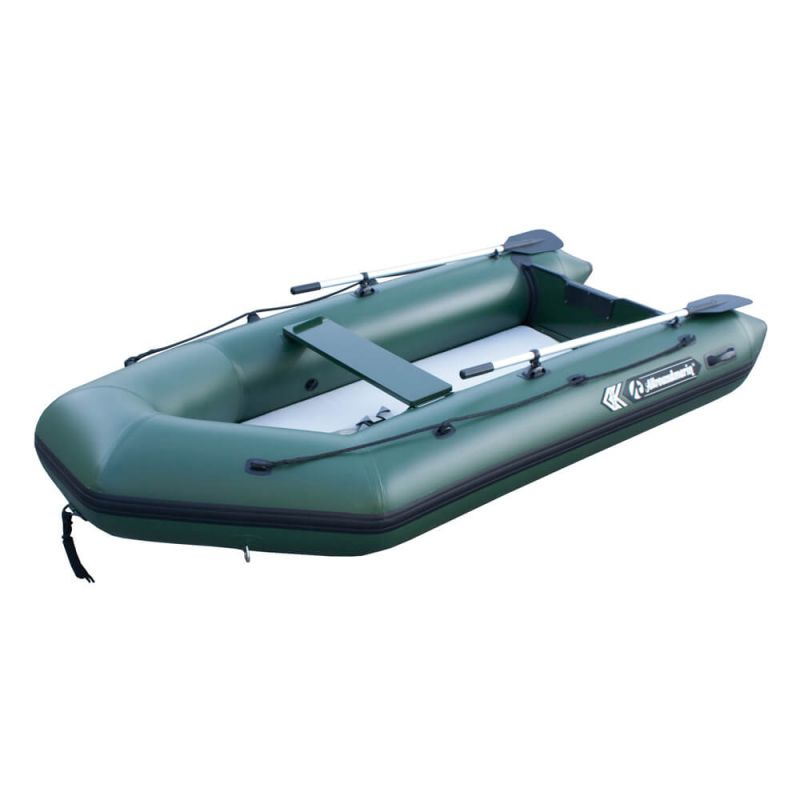 Allroundmarin Inflatable Dinghy Boat AirStar Small green