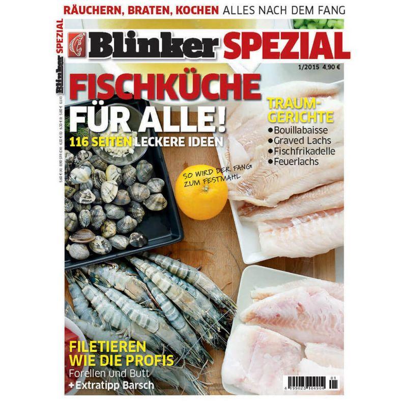 Cake Art Spezial Zeitschrift : Blinker Zeitschrift SPEZIAL 1-2015 - im Koder Laden kaufen
