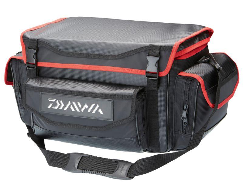 Daiwa tackle organizer fishing bag purchase by koeder for Fishing tackle organization