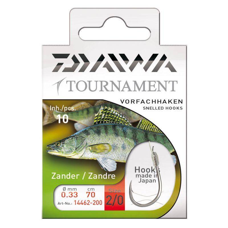 Daiwa Tournament Feederhaken Vorfachhaken Gr 12 0,25 € // 1 Stück