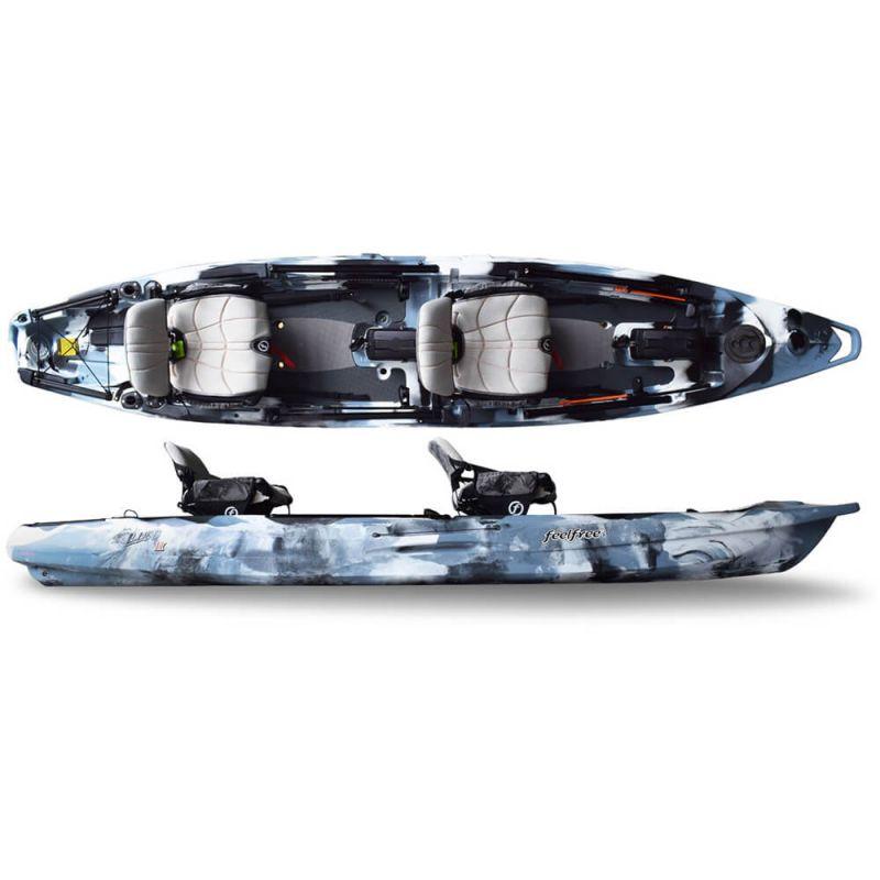 FeelFree Lure 2 Tandem Fishing kayak Winter Camo - purchase