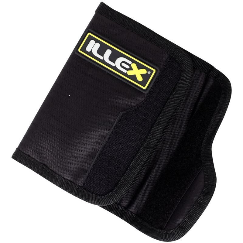 Illex Spinnerbait Wallet Binder Bag Black