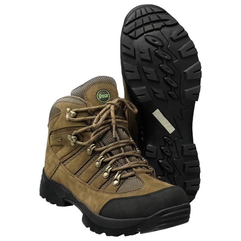 designer fashion fc018 497a4 Sensas Halbstiefel Wasserdichte Schuhe