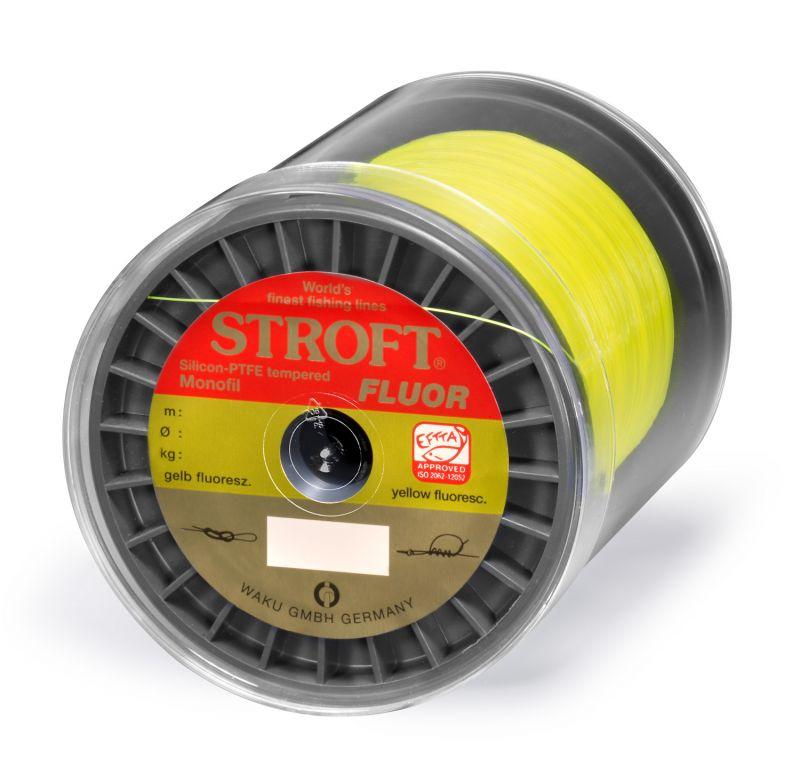 WAKU Schnur STROFT ABR Monofile 500m
