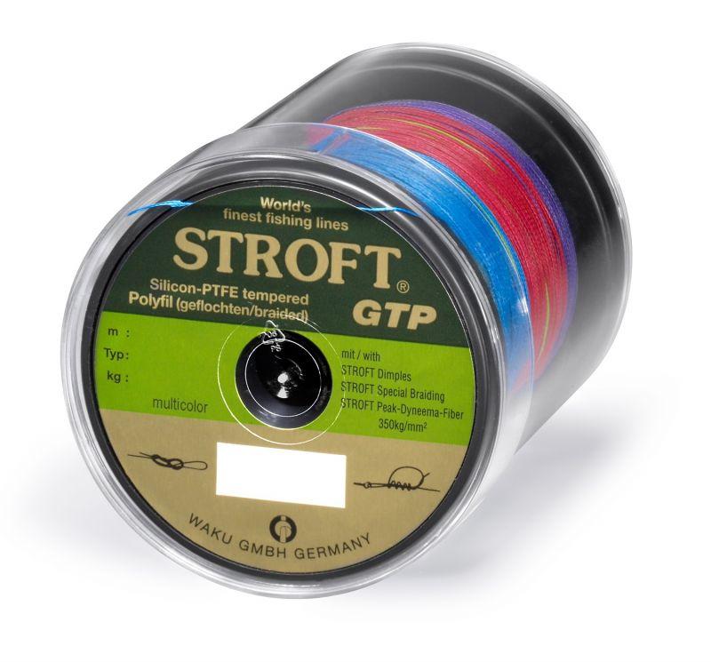 WAKU Schnur STROFT FC1 Fluorocarbon 100m