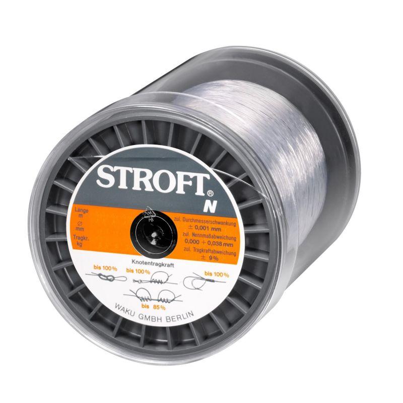 WAKU Schnur STROFT LS Monofile 500m