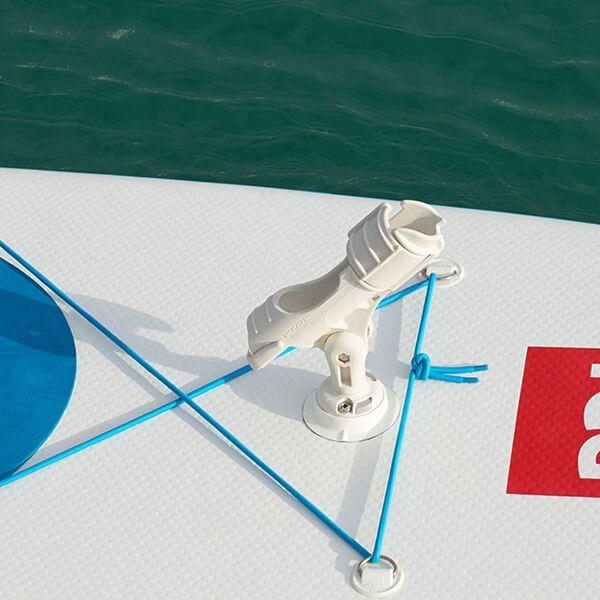 Railblaza QuikPort mit 3M-Klebehalterung